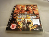 Joc WWE Legends of Wrestlemania, original, PS3! Alte sute de jocuri!, Sporturi, 18+, Multiplayer