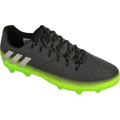 Ghete Fotbal Adidas Messi 161 FG JR BB3851