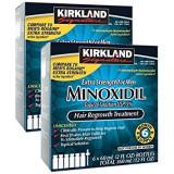12 tuburi MINOXIDIL 5% Kirkland SOLUTIE cresterea parului si a barbii par/barba