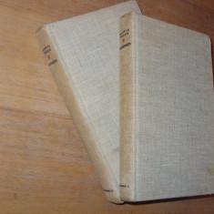 MARIN  PREDA  -  MOROMETII   ( editia 1967, rara, doua volume cartonate ) *