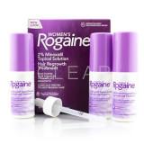 Rogaine women Minoxidil 2% lichid pachet 3 luni