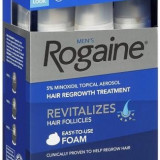 Rogaine FOAM Minoxidil 5% SPUMA pachet 3 luni