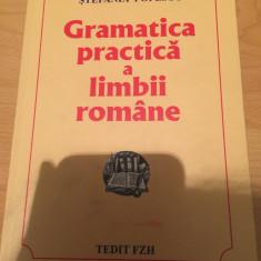 GRAMATICA practica a limbii romane Stefania Popescu
