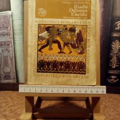 """George Andreescu - Iliada Odiseea Eneida """"A5839"""""""