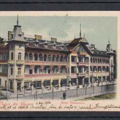VEDERI DIN GOVORA  HOTEL  STEFANESCU  CLASICA  CIRCULATA 1904 EDITURA DIMITRESCU, Necirculata, Printata, Baile Govora
