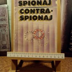 "Cornel Tabacu - Spionaj contra spionaj ""A5640"""