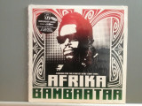 AFRIKA BAMBAATAA – LOOKING....1980-1985 – 2LP SET (2001/TommyBoy/USA) - Vinil/NM