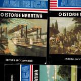 George Brown Tindall, David E. Shi - America, o istorie narativa, vol 1, 2, 3