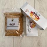 Tutun CUBE 450 g+2 cutii de tuburi Primus cu carbon+Livrare gratuita