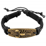 Bratara Zodiac Scorpion - NOU, Sigilat