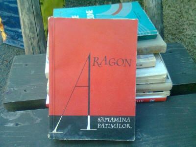 Saptamana patimilor - Aragon foto