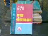 Teste de odontologie - Andrei Iliescu