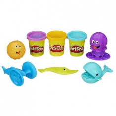 Set creativ Play-Doh Ocean Tools