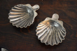 Doua Scrumiere WMF in forma de cochilie de scoica - inc. sec. XX