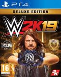Joc consola Take 2 Interactive WWE 2K19 Deluxe Edition pentru PS4, Take 2 Interactive