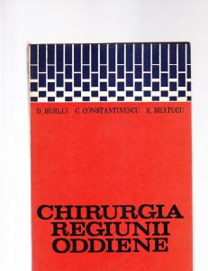 CHIRURGIA REGIUNII ODDIENE