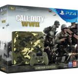Consola Playstation 4 Slim 1TB Black Limited Edition + Call Of Duty WWII, Sony