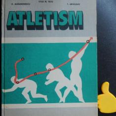 Atletism Titus Tatu