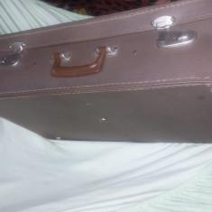 Valiza geamantan/valiza/cufar retro model vechi GRI colectie,Transport.GRATUIT