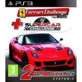 Ferrari Challenge Trofeo Pirelli & Supercar Challenge PS3