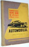 Automobilul - manual pentru clasa a X-a - 1960