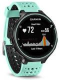 Ceas activity outdoor tracker Garmin Forerunner 235, GPS, HR monitor, Rezistent la apa 5 ATM (Albastru/Negru)