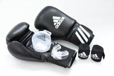 Manusi box Adidas 12 oz cu Fase si Proteza - Noi si originale foto
