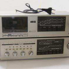 SABA CD150 deck si SABA RS940 stereo receiver(348)