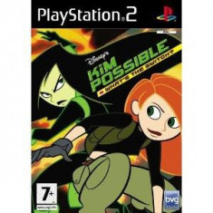 Disney Kim Possible PS2