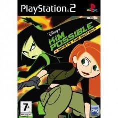 Disney Kim Possible PS2