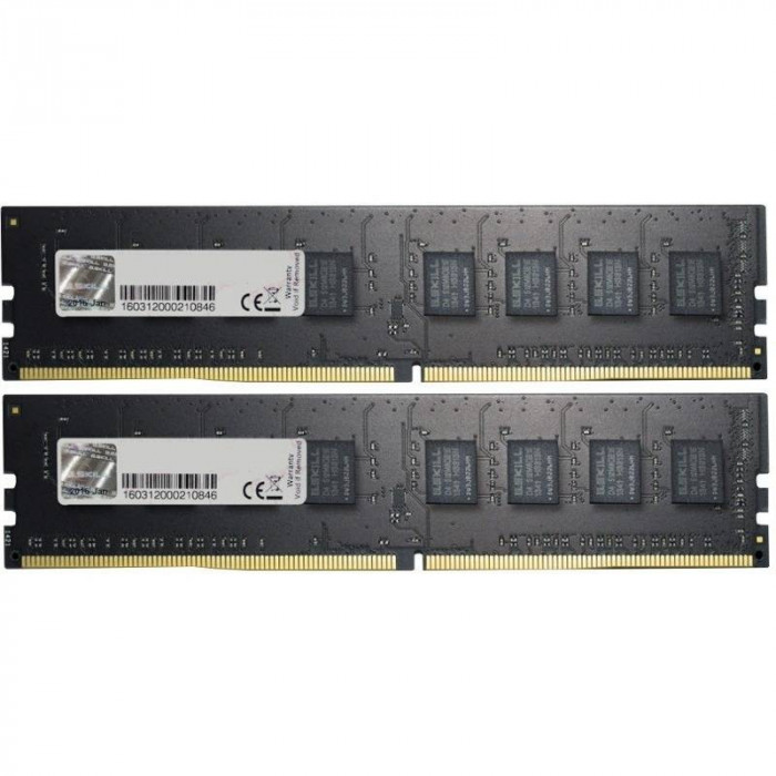 Memorie GSKill 16GB DDR4 2133 MHz CL15 Dual Channel Kit