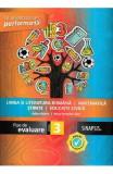 Fise de evaluare - Clasa 3 - Limba romana. Matematica. Stiinte. Educatie civica - Adina Achim, Anca Veronica Taut