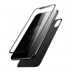 Folie de protectie fata-spate Baseus - iPhone X