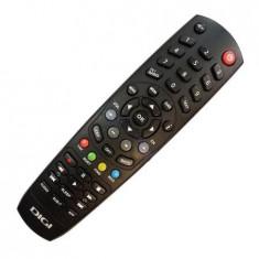 Telecomanda pentru receptor satelit DIGI HD, cu functiile telecomenzii originale