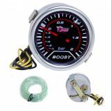 Ceas boost presiune vacum bar turbo 52mm digital tuning stalp gauge
