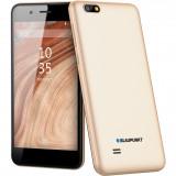 Telefon Mobil SL 04, Procesor Quad-Core 1.3GHz, Ecran 5, 1GB RAM, 8GB Flash, 8MP, Wi-Fi, 3G, Single Sim, Android, Blaupunkt