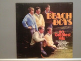 BEACH BOYS – 20 GREATEST HITS (1978/CAPITOL/RFG) – Vinil/Impecabil, capitol records