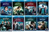HARRY POTTER, 8 DVD - uri Blu-Ray (Toata Colectia !), BLU RAY, Romana, warner bros. pictures