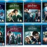 HARRY POTTER, 8 DVD - uri Blu-Ray (Toata Colectia !), BLU RAY, Romana, warner bros. pictures