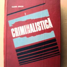 Carte   Criminalistica  Camil  Suciu