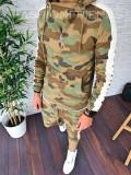 Trening barbati CAMUFLAJ PREMIUM - Bluza + Pantaloni - COLECTIE NOUA - 9239 J7-3, XL
