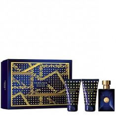 Versace Versace Pour Homme Dylan Blue Set 50+50+50 pentru barbati