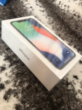 IPhone X, Argintiu, 64GB, Neblocat, Apple