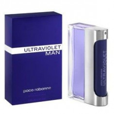 Paco Rabanne Ultraviolet Man EDT Tester 100 ml pentru barbati, Apa de toaleta