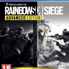 Joc consola Ubisoft Rainbow Six Siege Advanced Edition pentru PS4