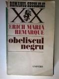 Erich Maria Remarque – Obeliscul negru