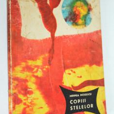 Copiii stelelor - Mihnea Moisescu - Povesti, carte ilustrata