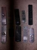 Lot 10 telecomenzi - doar  15 lei toate -