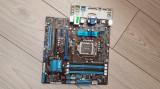 246S.Placa De Baza Asus P8Z77-M,4xDDR3,Socket 1155, Pentru INTEL, DDR 3