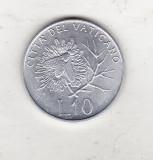 Bnk mnd Vatican 10 lire 1992 unc, Europa